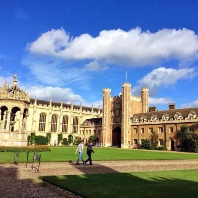 英国剑桥大学哈默顿学